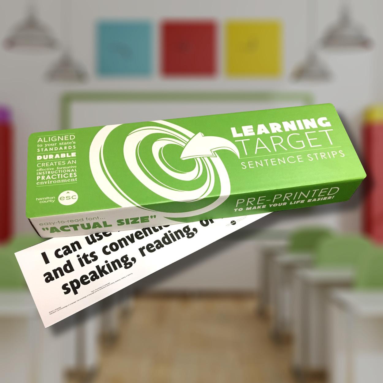 Learning Target Sentence Strips Hcesc Store